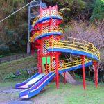 鹿児島長い滑り台 錦江町神川大滝公園ローラー滑り台