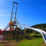 鹿児島長い滑り台 肝付町やぶさめの里公園ローラー滑り台