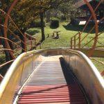 鹿児島長い滑り台 鹿屋市霧島ヶ丘公園ローラー滑り台