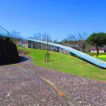 鹿児島長い滑り台 財部町いきいき親水公園ローラー滑り台