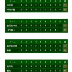 夏の甲子園高校野球鹿児島大会結果速報|大会11日目ベスト8